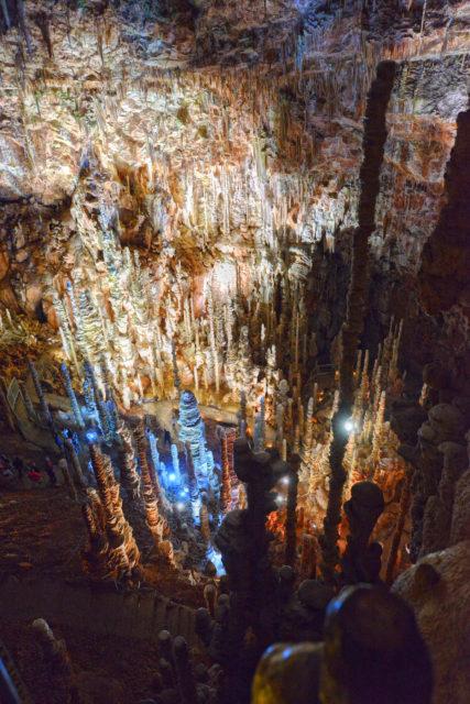Loére Anecat Grottes de France aven armand lozere