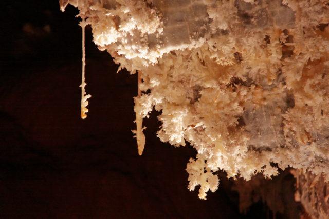 concrétion Anecat Grottes de France
