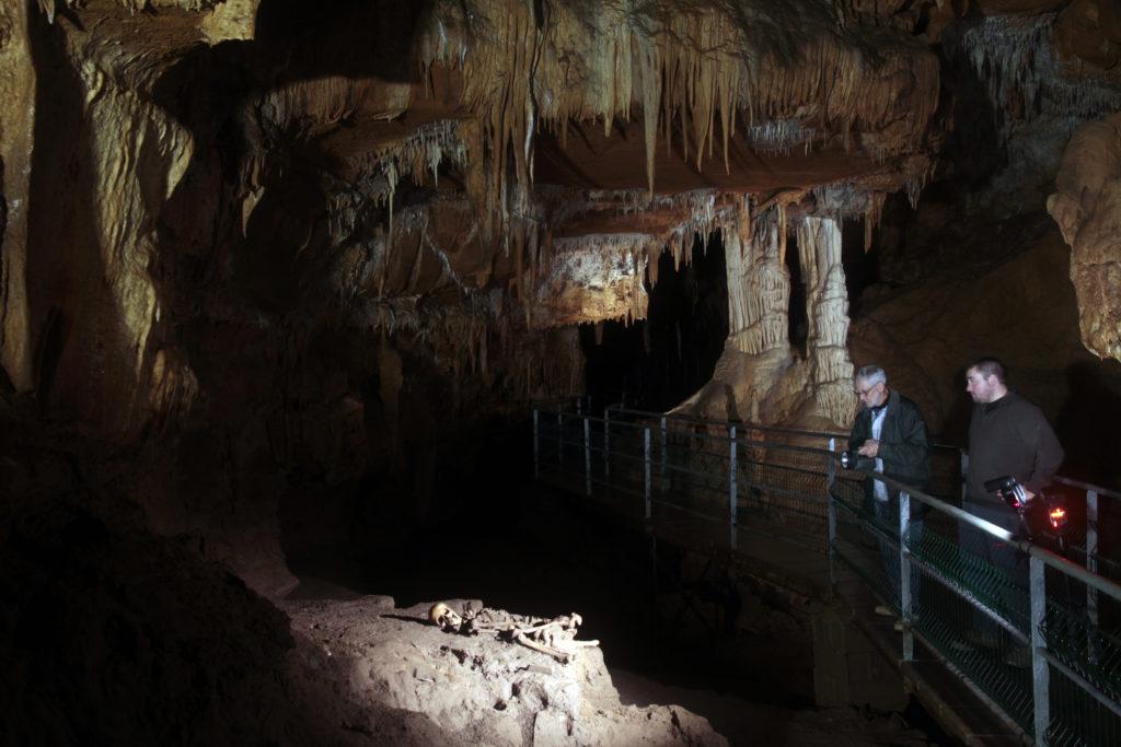 grotte préhistorique de-foissac