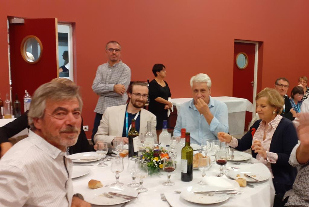 Congrès grottes de France 2021_gala repas